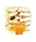 French Cookies Walnut Cigar