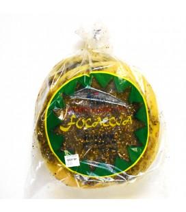 Focaccia ( Zaahtar Bread)