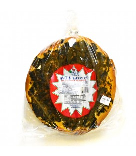 Spicy Spinach Mushroom