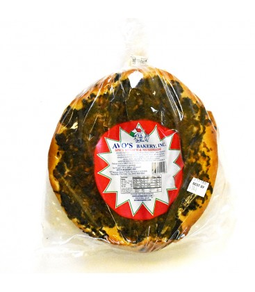 Spicey Spinach Mushroom
