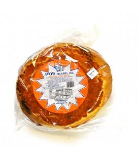 Tomato Onion Bread