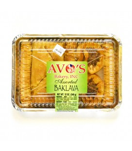 Assorted Baklava (Family Pack)