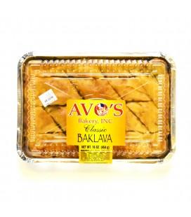Classic Baklava